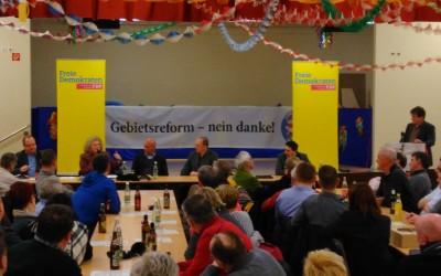 Videos der Veranstalltung Gebietsreform in Vachdorf