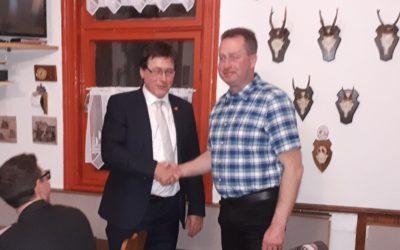 Landratskandidat der FDP für die Landratswahl SM-MGN Hartmut Kremmer